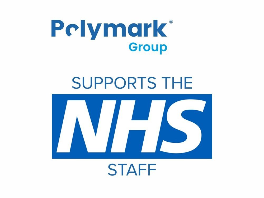 Polymark supports the NHS staff